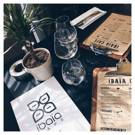 Ibaia Cafe Carte
