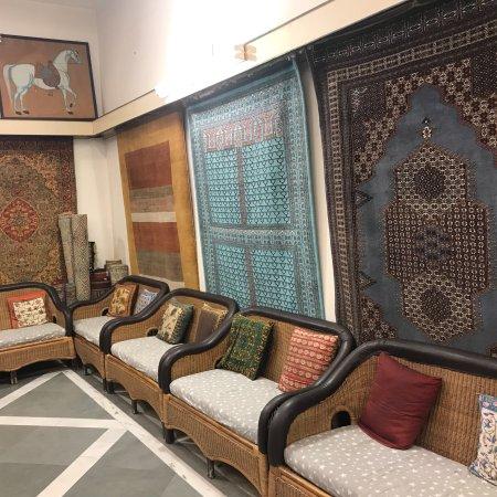 Indigo Carpets & Textiles