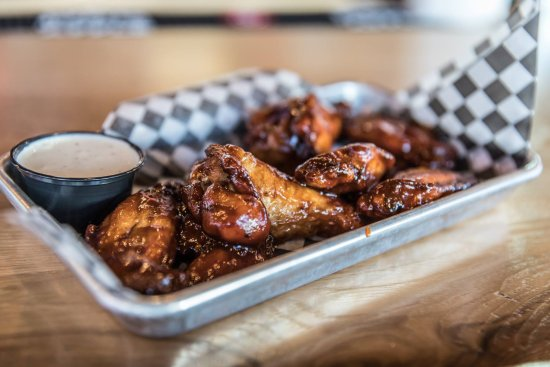 Traditional Chicken Wings