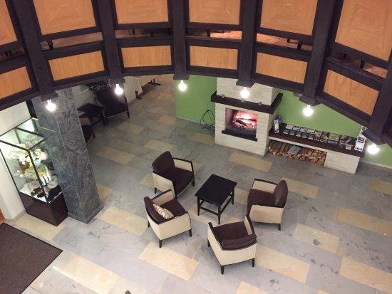 Sagadi Manor Hotel: холл при входе
