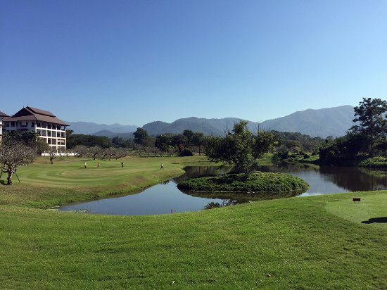 ‪Chiangmai Highlands Golf Course‬