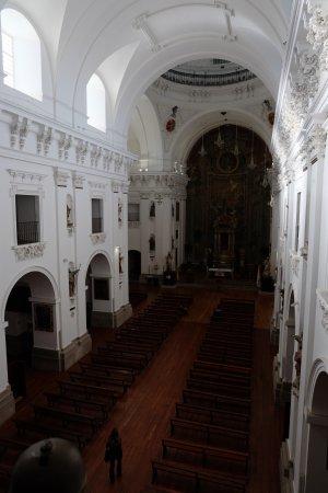 Iglesia de San Ildefonso Jesuitas: Interior
