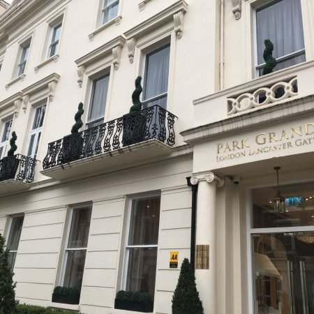 bild von park grand london lancaster gate. Black Bedroom Furniture Sets. Home Design Ideas