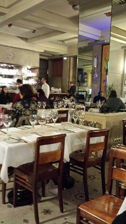 Cafe Guarany The Fine Art Deco Dining Room