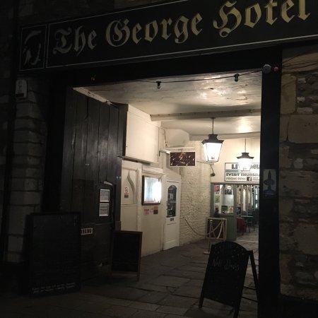 Chipping Sodbury, UK: The George Hotel c. 1439