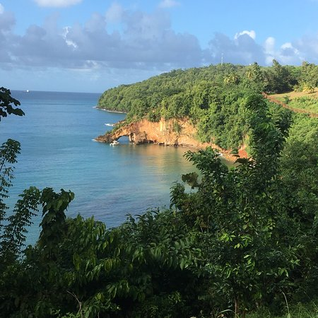 Grand Anse Beach : Had the most fantastic day in St Lucia, thanks to Curtis and Kevin of curttravelandtours.com Two