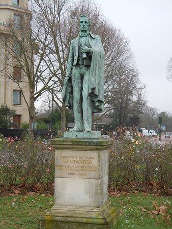 Statue de Santander