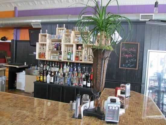 Clare, MI: Pub Area