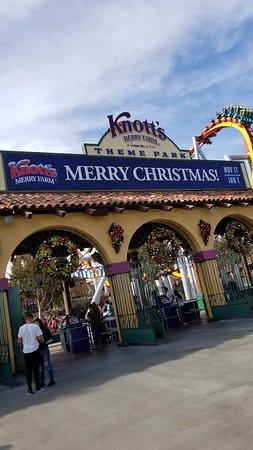 Buena Park, CA: Celebrate the holidays at Knott's Merry Farm