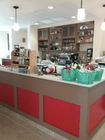 Sun City Center, Flórida: Great coffee drinks