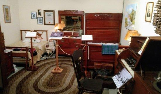 Gibsons, Kanada: Second Floor Historical Display