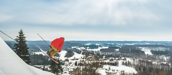 Traverse City, MI: Hit the Slopes