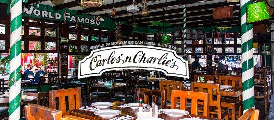 Carlos'n Charlie's Las Vegas: ¡Bienvenidos a Carlos'n Charlie's!