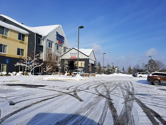 Fairfield Inn Suites Traverse City Bewertungen Fotos Preisvergleich Mi Tripadvisor