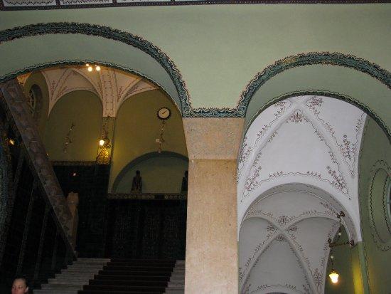 City Hall (Gradska kuca): Klatka schodowa