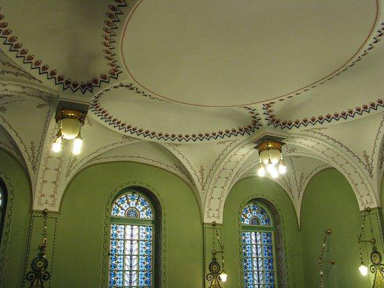 City Hall (Gradska kuca): Sufit