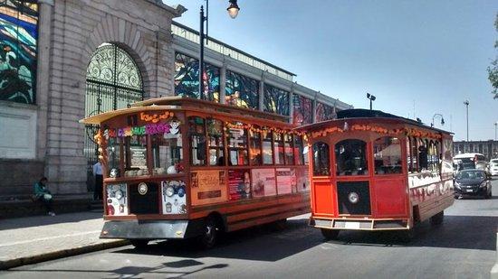 Toluca, México: Tranvíascosmo