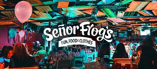 Senor Frog's Myrtle Beach