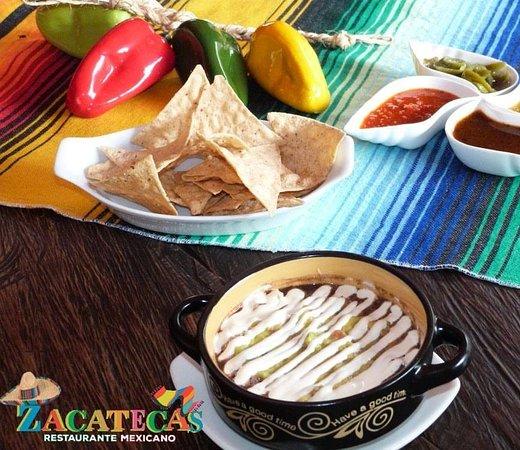 Antioquia Department, Colombia: Nachos Aztecas o Zacatecas