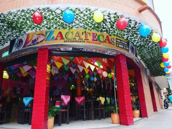 Antioquia Department, Colombia: Vive una experiencia Mexicana en Zacatecas Restaurante Mexicano