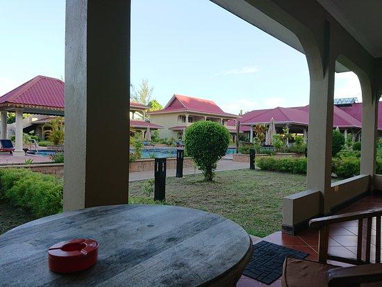 The Oasis Hotel Restaurant Spa Seychellen