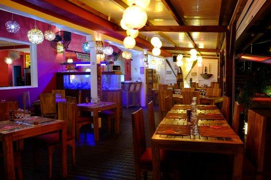 Restaurant repas de noel martinique