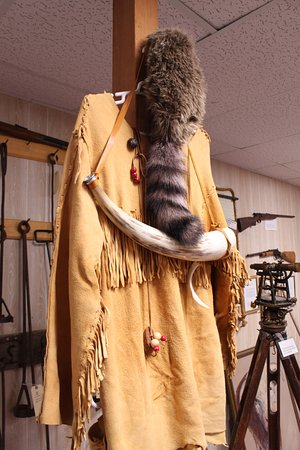 Baylor County Museum: Baylor County History Museum, Seymour Texas - Clothing