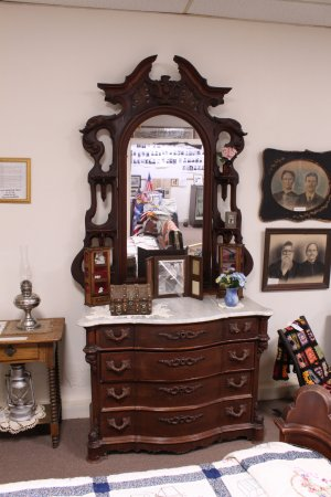 Baylor County Museum: Baylor County History Museum, Seymour Texas - Furniture