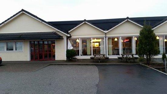 Bomlo Municipality, النرويج: The restaurant