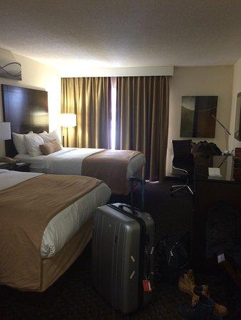 Radisson Hotel Sudbury Görüntüsü