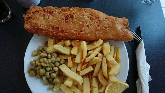 Ballywalter, UK: Best fish supper around