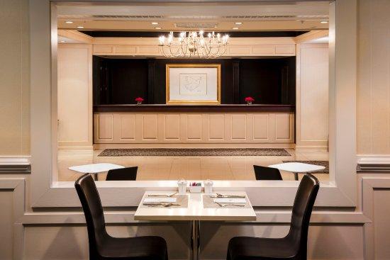 Kirkley Hotel Lobby & Reception Area