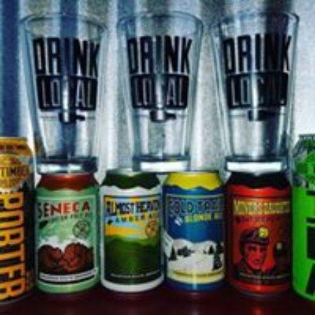 Inwood, WV: Drink Local
