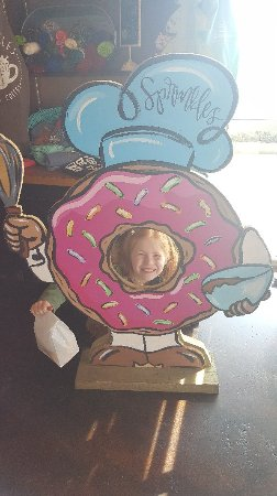 Villa Rica, GA: Sprinkles Donut and Coffee Company