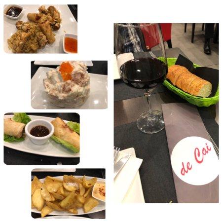 Restaurante de cai en m laga con cocina tapas for Mi cocina malaga