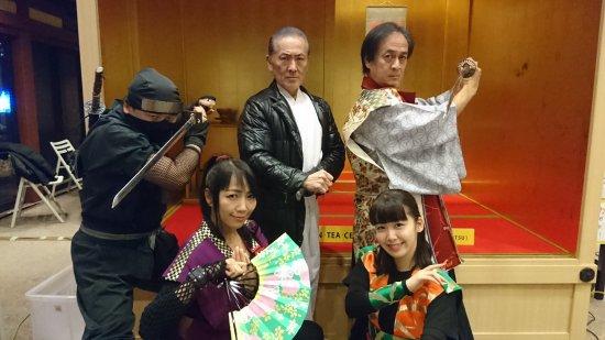 日本殺陣道協会, Samurai experience