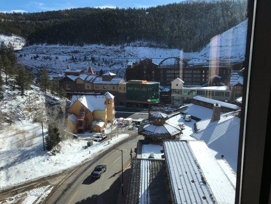 Ameristar Casino Resort Spa Black Hawk: Nice view from room.