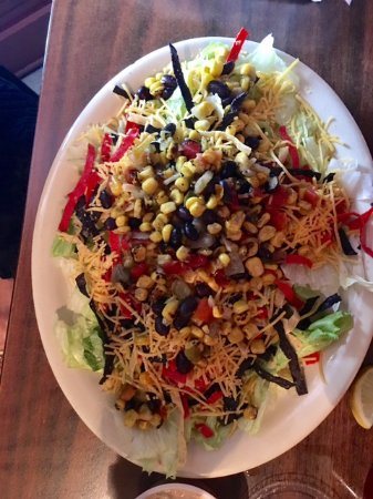 Markle, IN: The Pickle's Southwest Chicken Salad