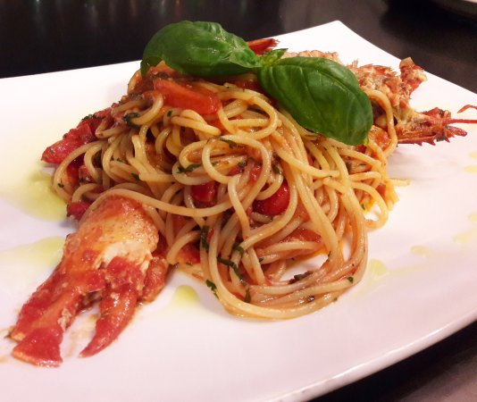 Spaghettata all'Astice