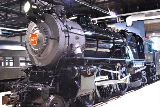 Train Museum - Picture of Railroad Museum of Pennsylvania