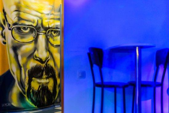 Вас встречает Хайзенберг #химическийбар #барлаборатория