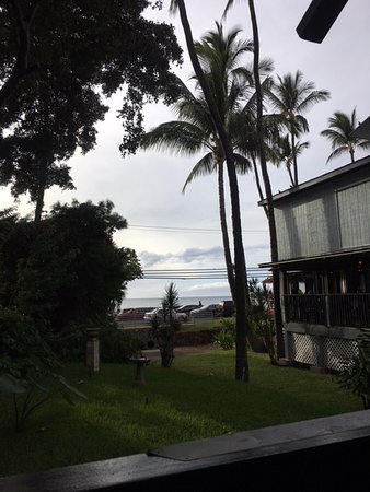 808 Bistro: View to the sea