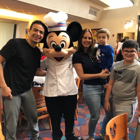 Chef Mickey's : photo0.jpg