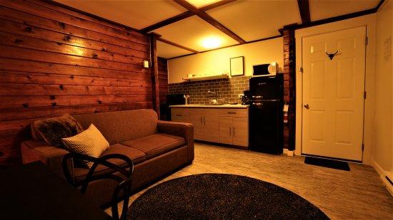 Fernie, Canada: Cabin room