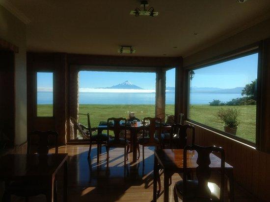 Casa Molino: Breakfast view