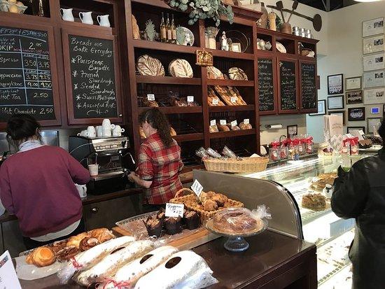 Rochester, MI: Espresso Machine and Baked Goods