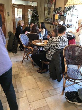 Rochester, MI: Three Small Tables