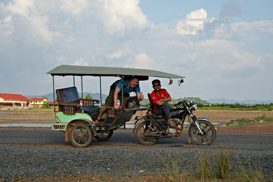 Rany- The TukTuk Driver in Kampot and kep