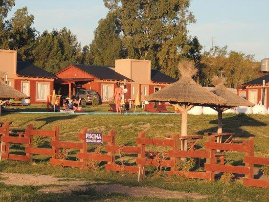 Rio Colorado, Argentina: Vista del complejo