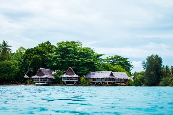 Kavieng, Papoea Nieuw Guinea: Our premium overwater bungalows are a guest favourite.
